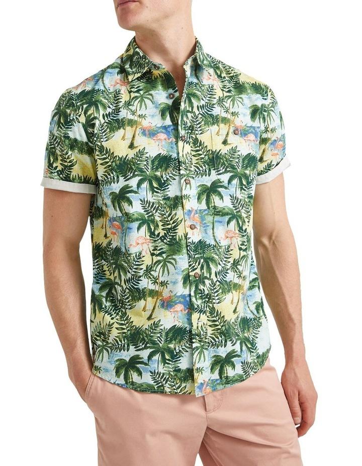 Harold Sunset Print Shirt image 3