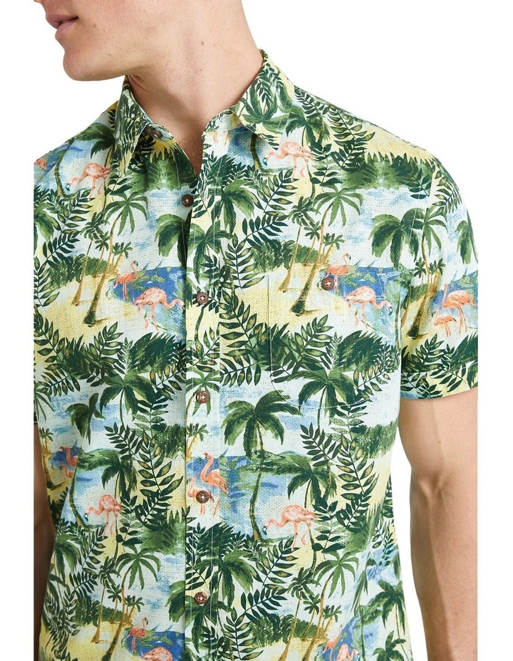 Harold Sunset Print Shirt image 5