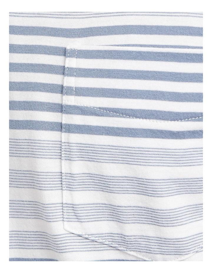 Douglas Stripe Polo image 6