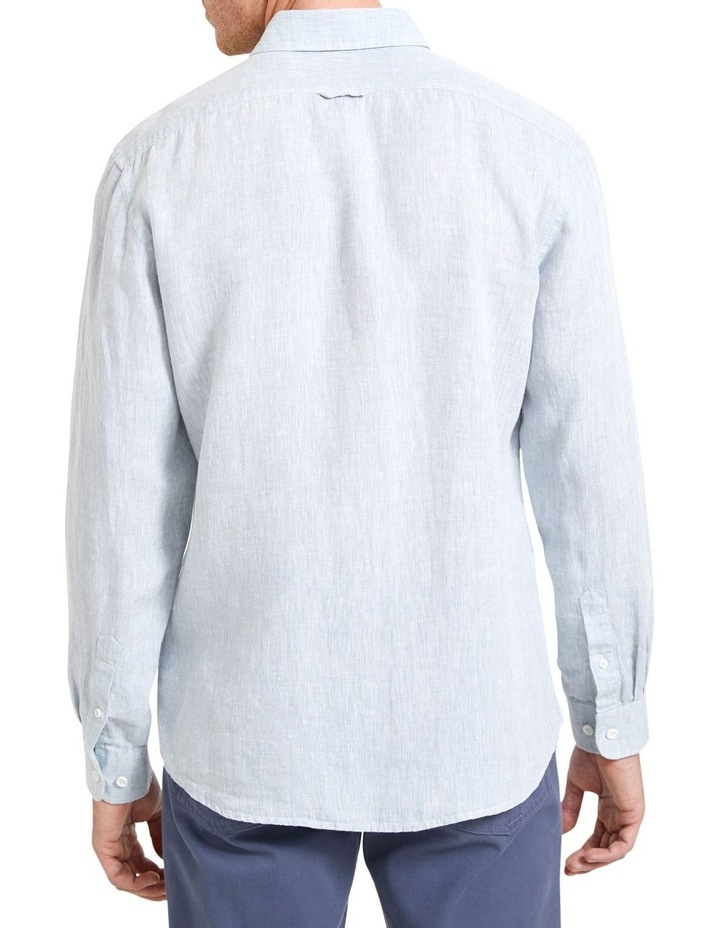 Long Sleeve Linen Yd Shirt image 2