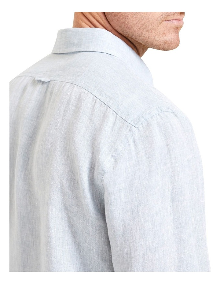 Long Sleeve Linen Yd Shirt image 3