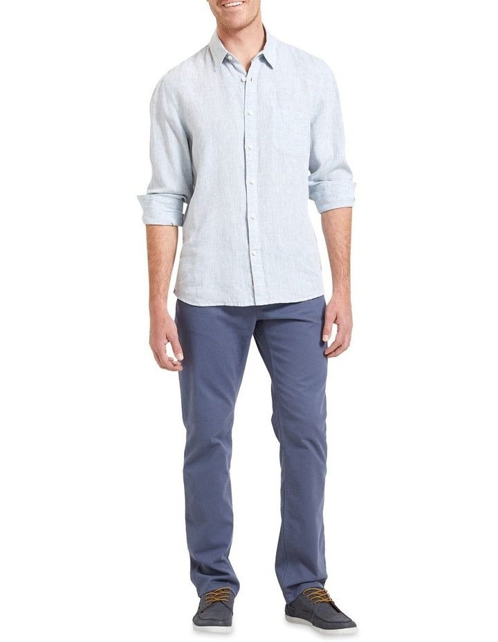 Long Sleeve Linen Yd Shirt image 4