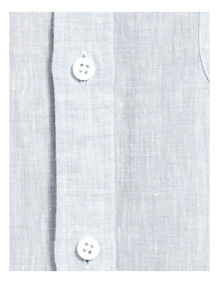 Long Sleeve Linen Yd Shirt image 5