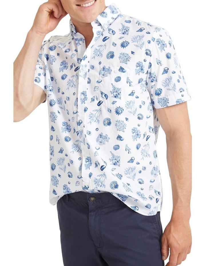 Reef Short Sleeve Print Shirt image 1