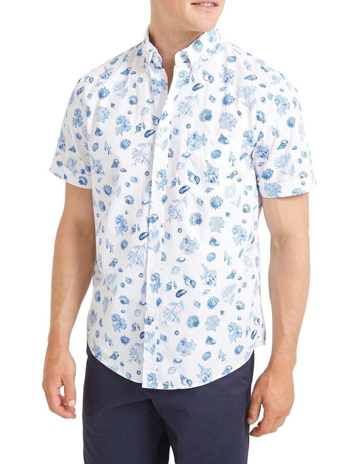 Reef Short Sleeve Print Shirt image 2