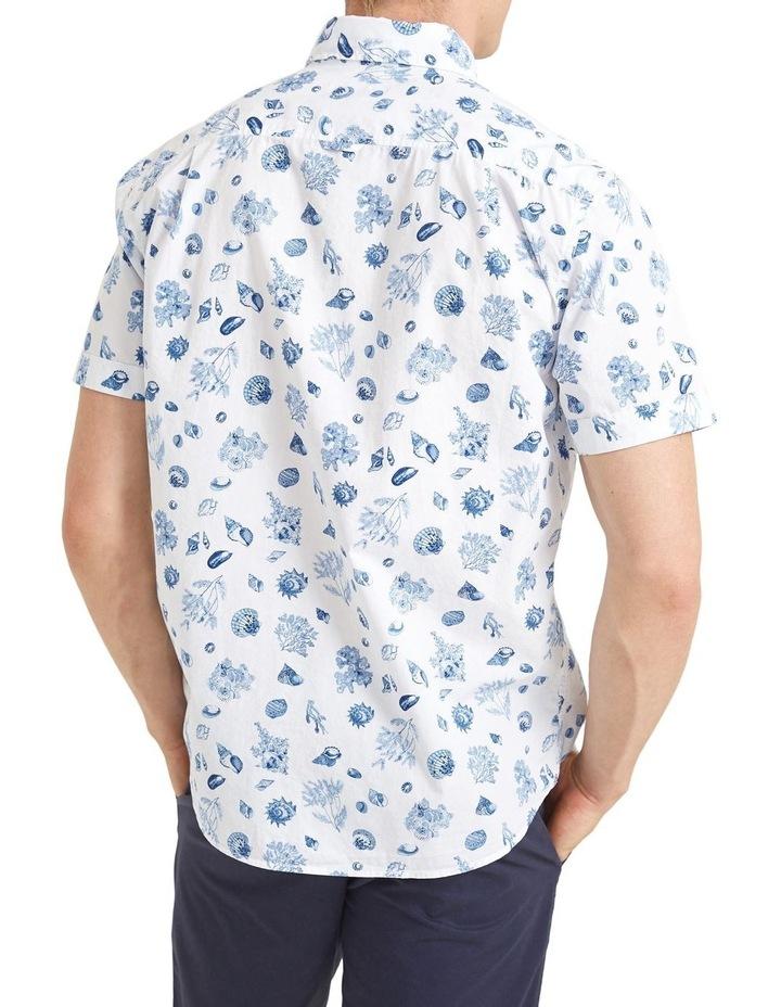 Reef Short Sleeve Print Shirt image 3