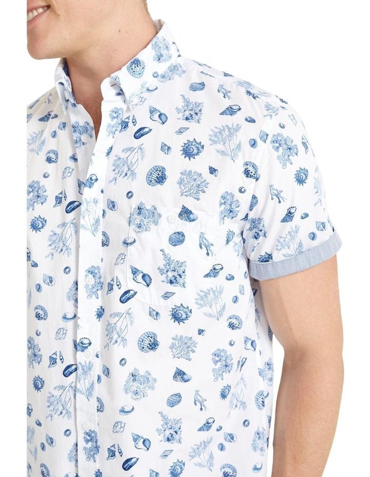 Reef Short Sleeve Print Shirt image 5