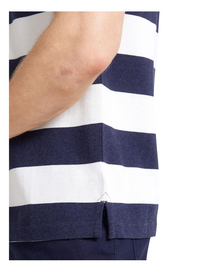 Evan Stripe Polo image 3