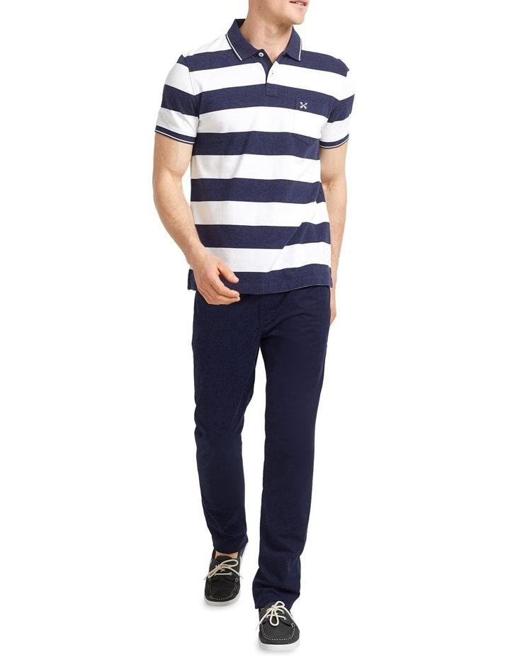 Evan Stripe Polo image 4