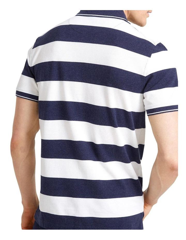 Evan Stripe Polo image 5