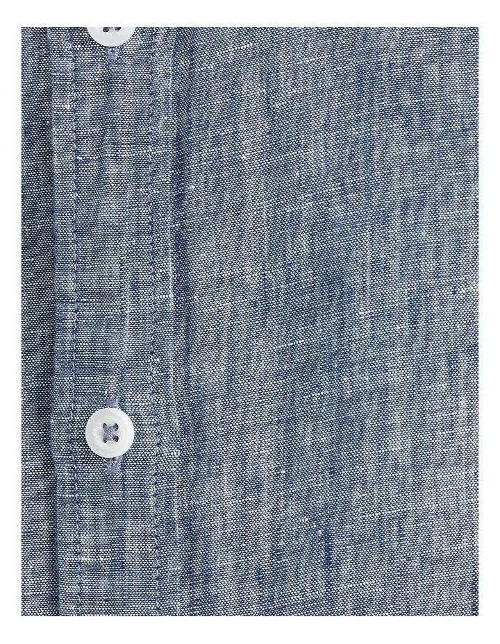 Long Sleeve Linen Shirt image 6
