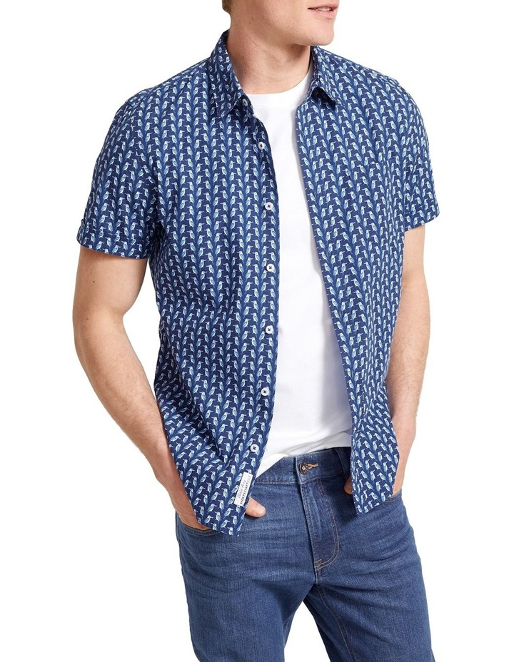 Short Sleeve Tapered Dan Shirt image 1