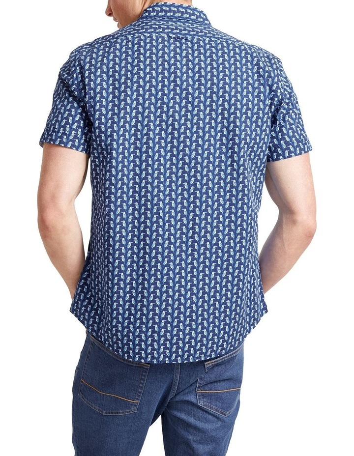 Short Sleeve Tapered Dan Shirt image 2