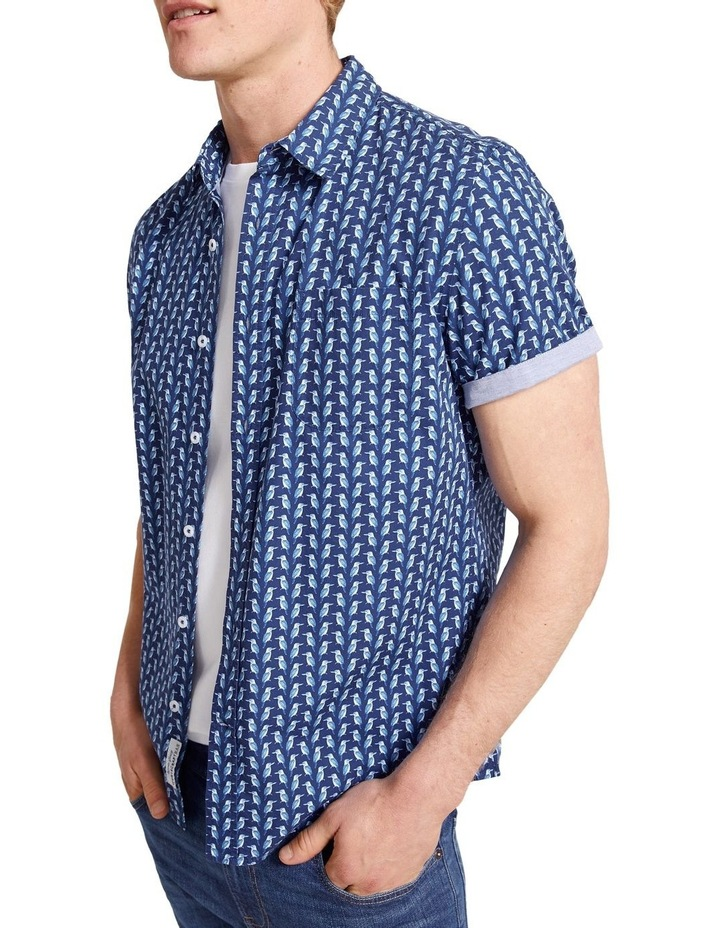Short Sleeve Tapered Dan Shirt image 3