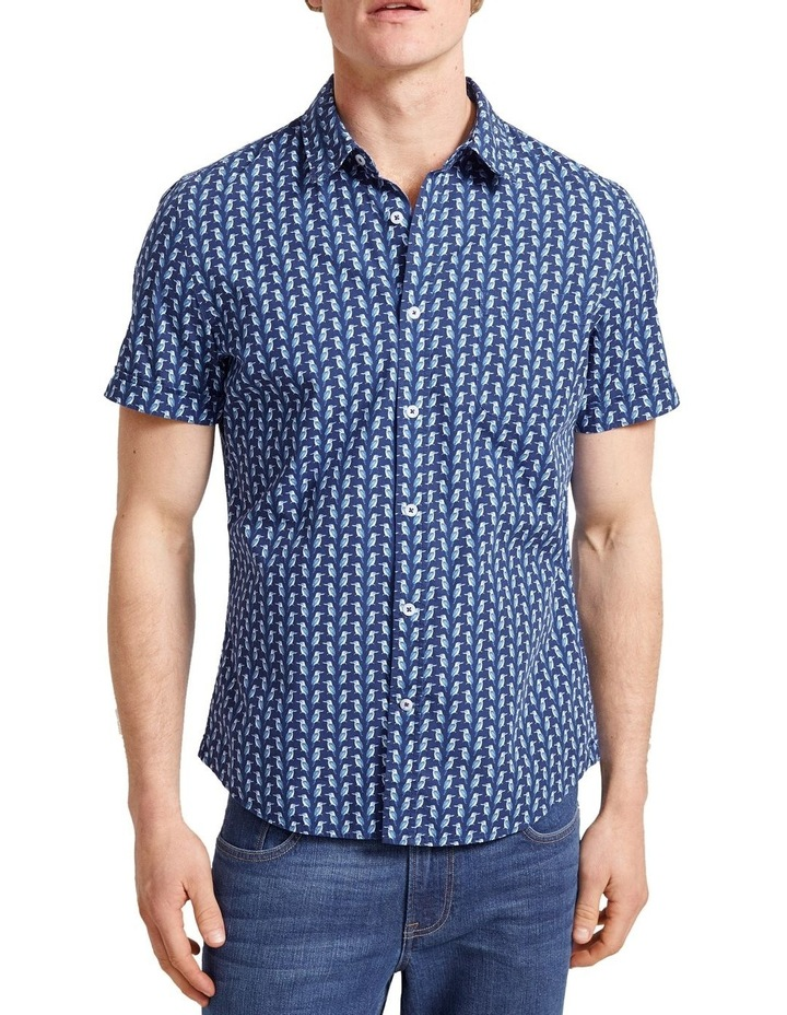 Short Sleeve Tapered Dan Shirt image 4