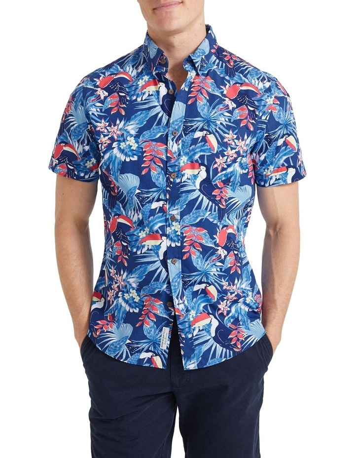 Toucan Short Sleeve Shirt image 1