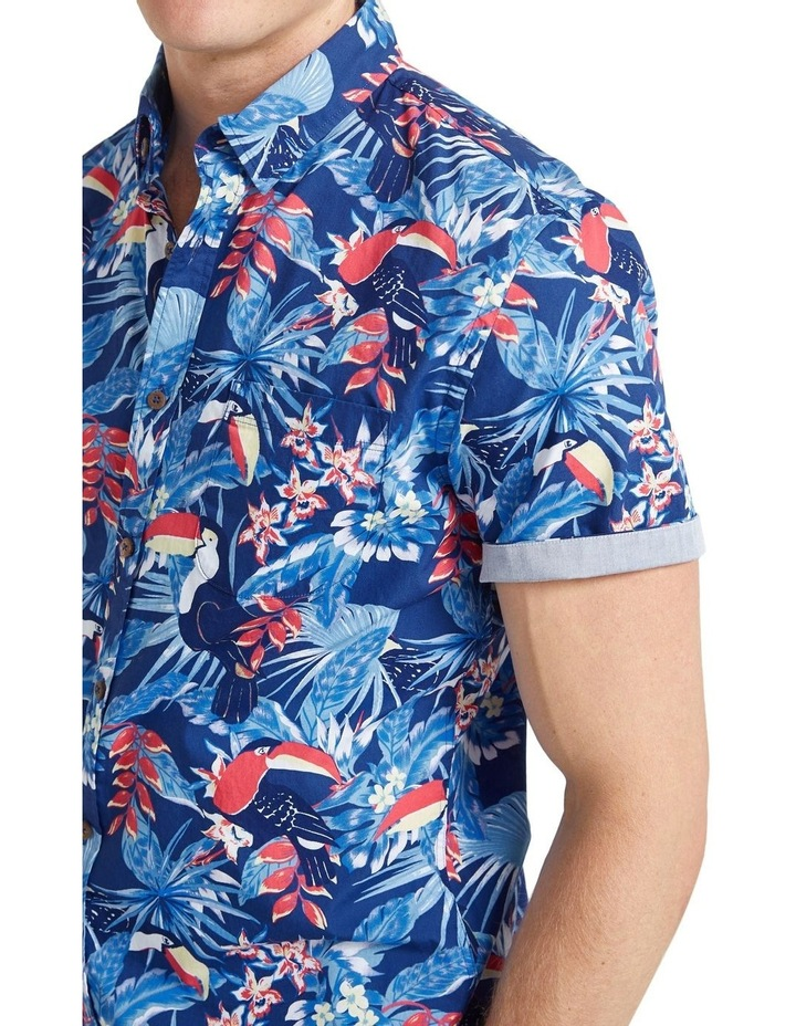 Toucan Short Sleeve Shirt image 5