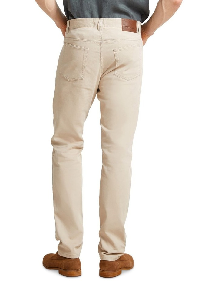 Tapered Bedford Jean image 2