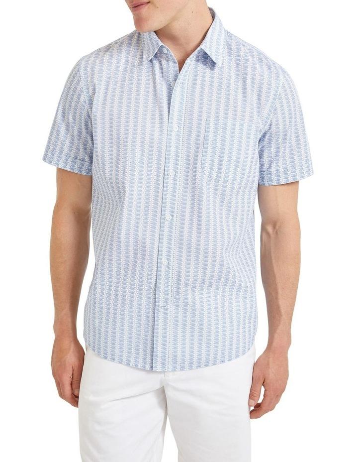 Mack Short Sleeve Print Shirt image 1