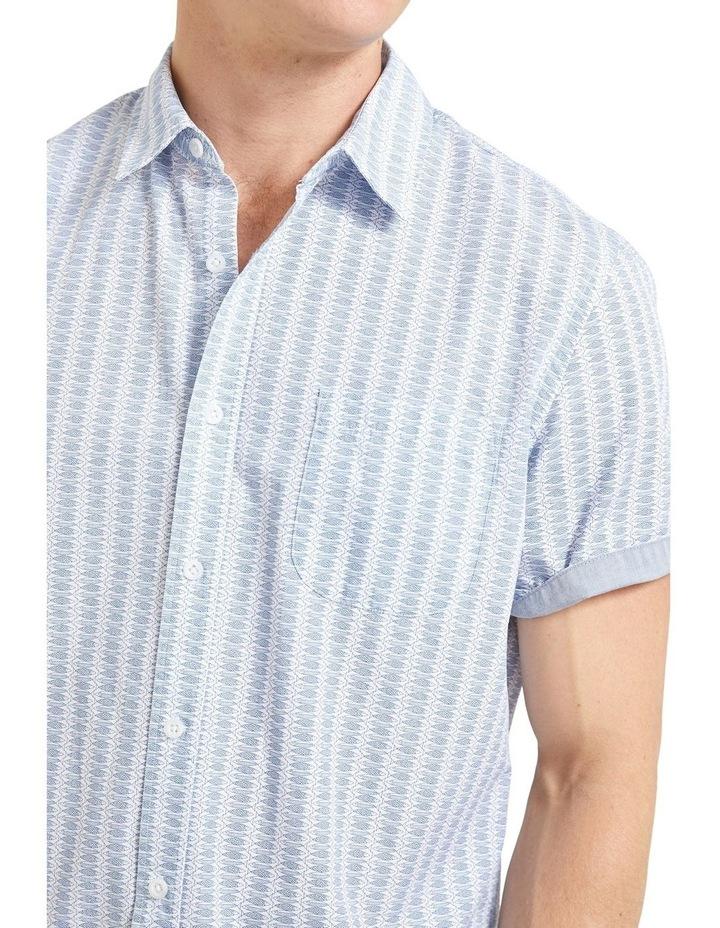Mack Short Sleeve Print Shirt image 3