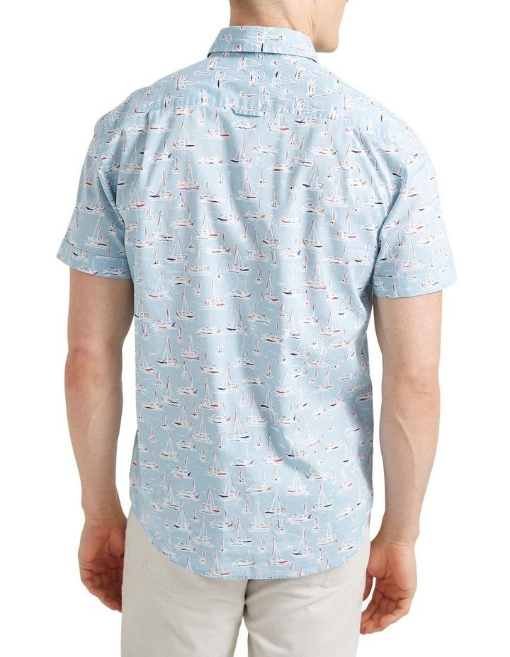 Vessel Short Sleeve Voile Shirt image 2