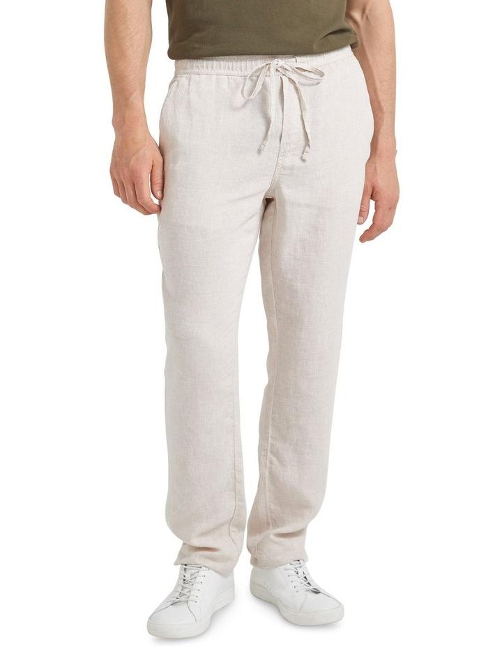 Tropic Drawstring Linen Pant image 2