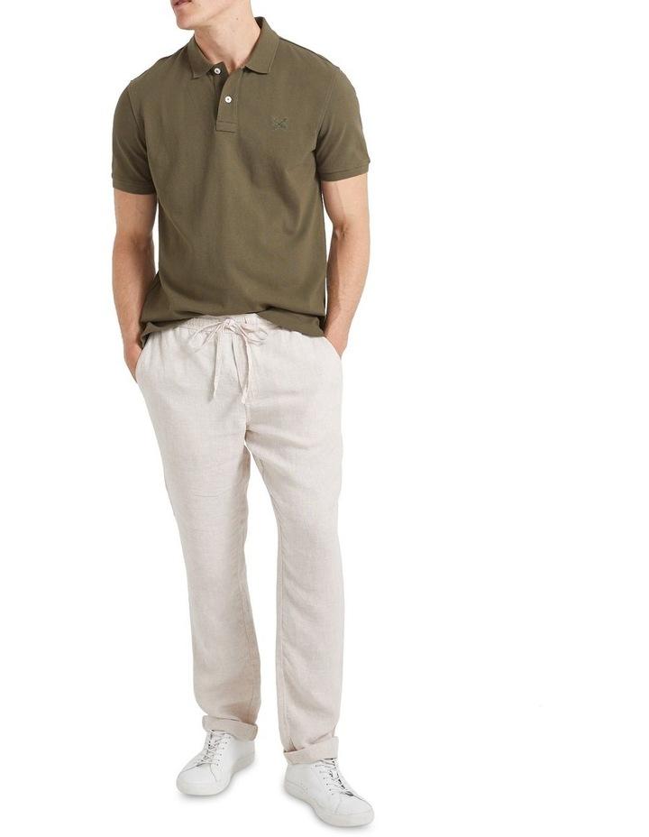 Tropic Drawstring Linen Pant image 3