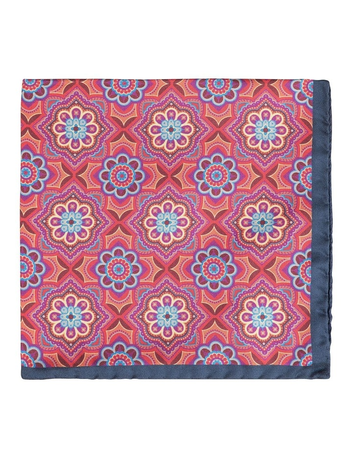 Flame Masaico Pocket Square image 1