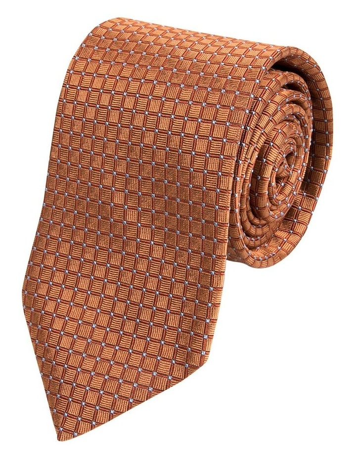 Orange Piazza Tie image 1