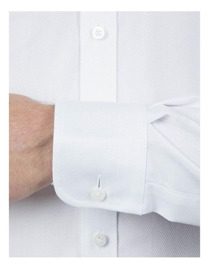Tailored Fit White Giorgio Shirt image 4