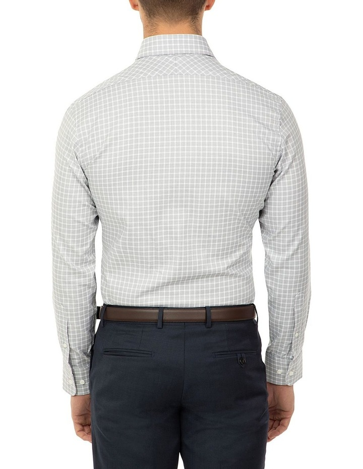 Tailored Fit Black and White Giorgio Shirt image 3