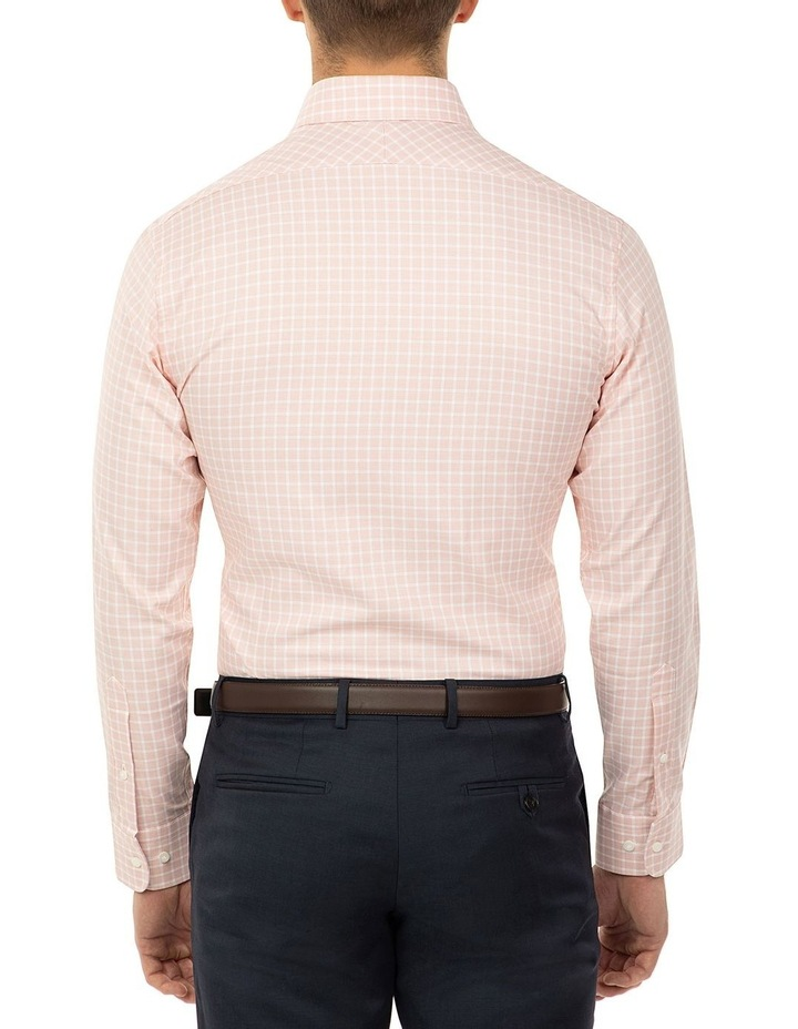 Tailored Fit Rust Giorgio Shirt image 3