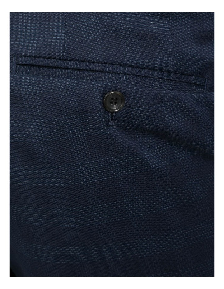 Tailored Fit Navy Fabio Trouser image 4