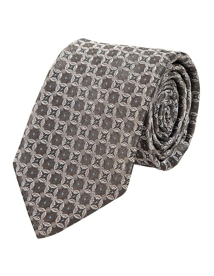 Black Monete Tie image 1