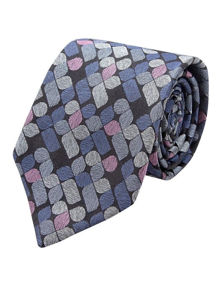 Blue Ottanta Silk Tie image 1