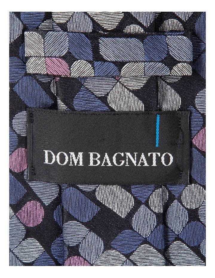 Blue Ottanta Silk Tie image 2
