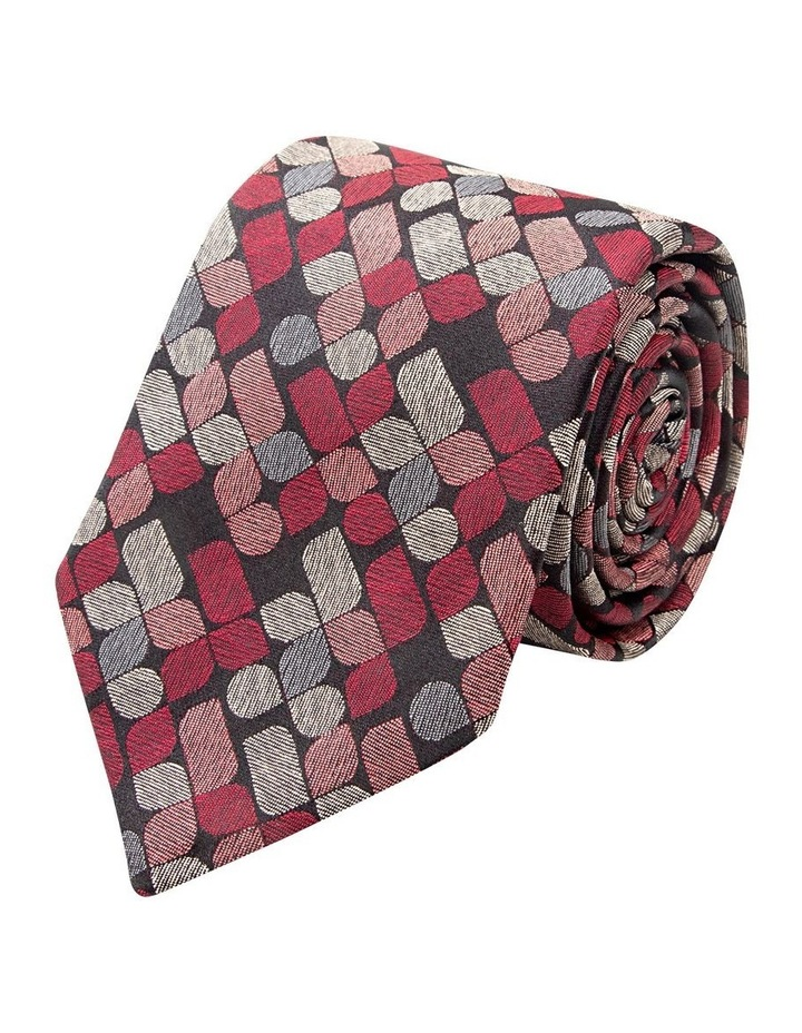 Berry Ottanta Silk Tie image 1