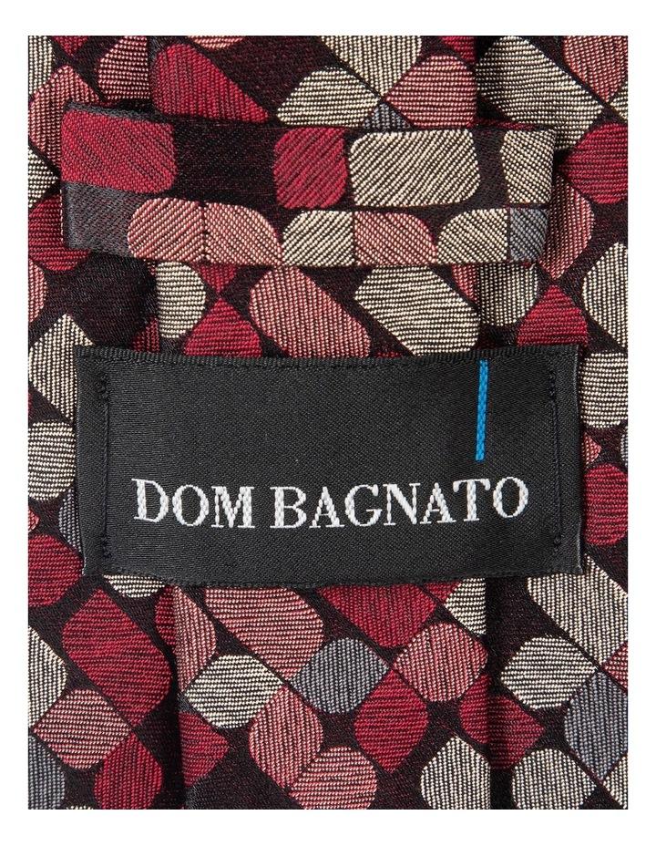 Berry Ottanta Silk Tie image 2