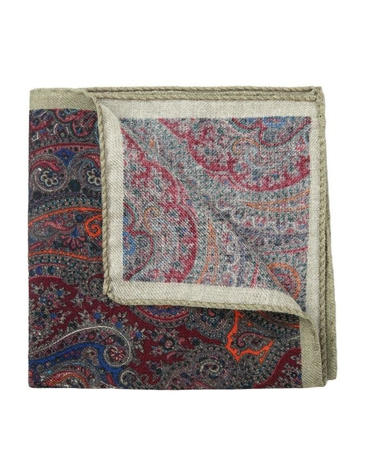 Lana Paisley Pocket Square image 2
