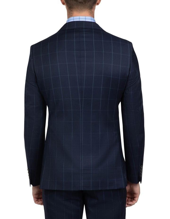 Tailored Fit Navy Brad Dexter Suit image 4