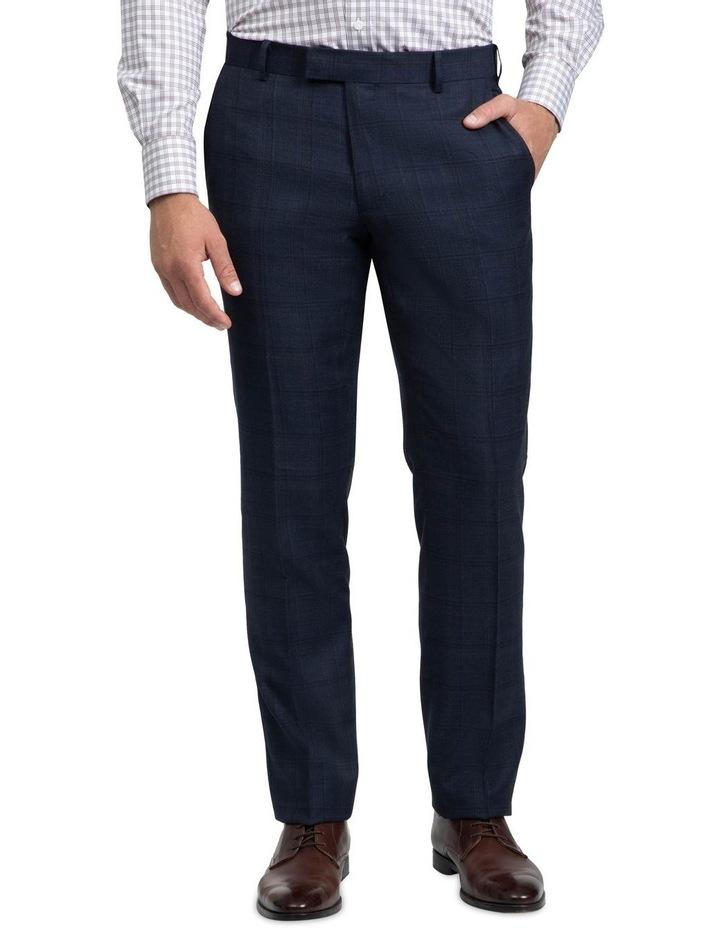 Tailored Fit Navy Brad Dexter Suit image 5