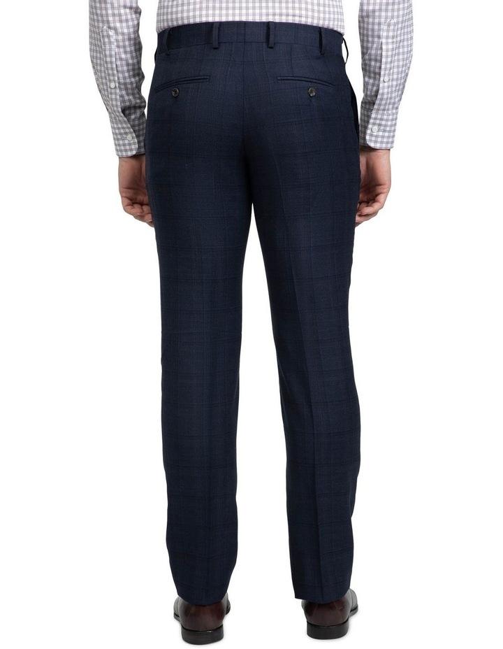 Tailored Fit Navy Brad Dexter Suit image 7