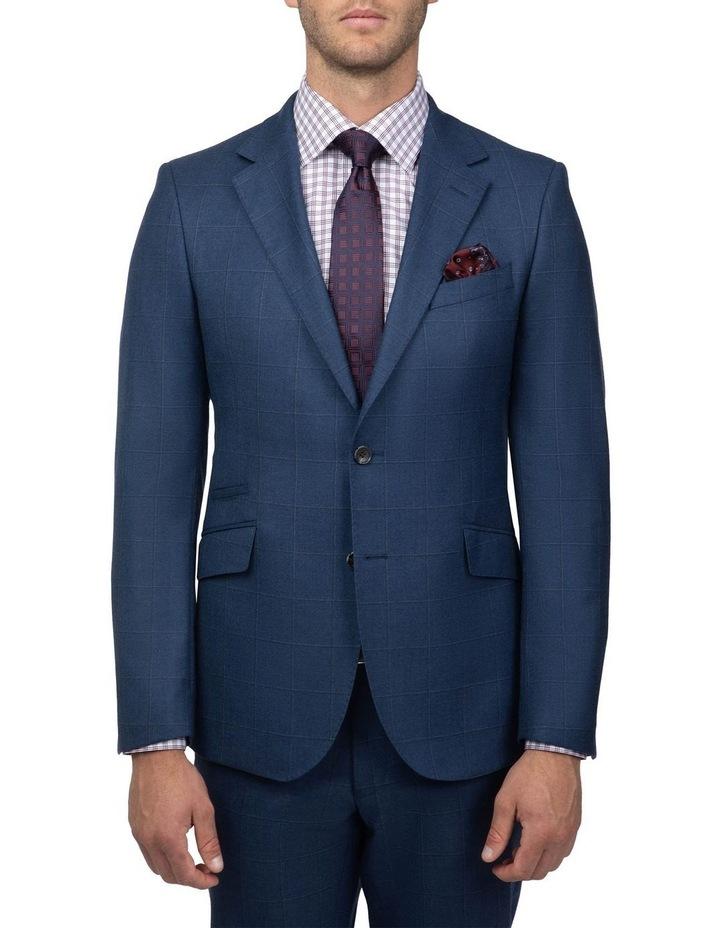 Tailored Fit Morgan Dexter Suit Blue FMH019 image 2