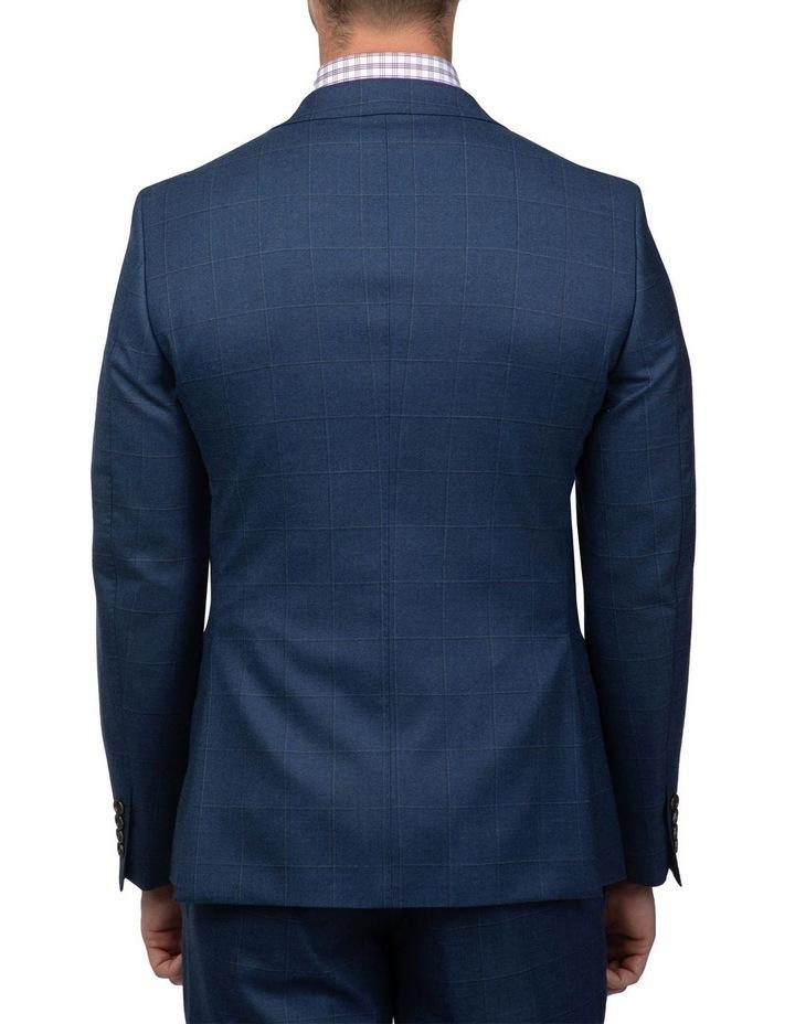 Tailored Fit Morgan Dexter Suit Blue FMH019 image 4
