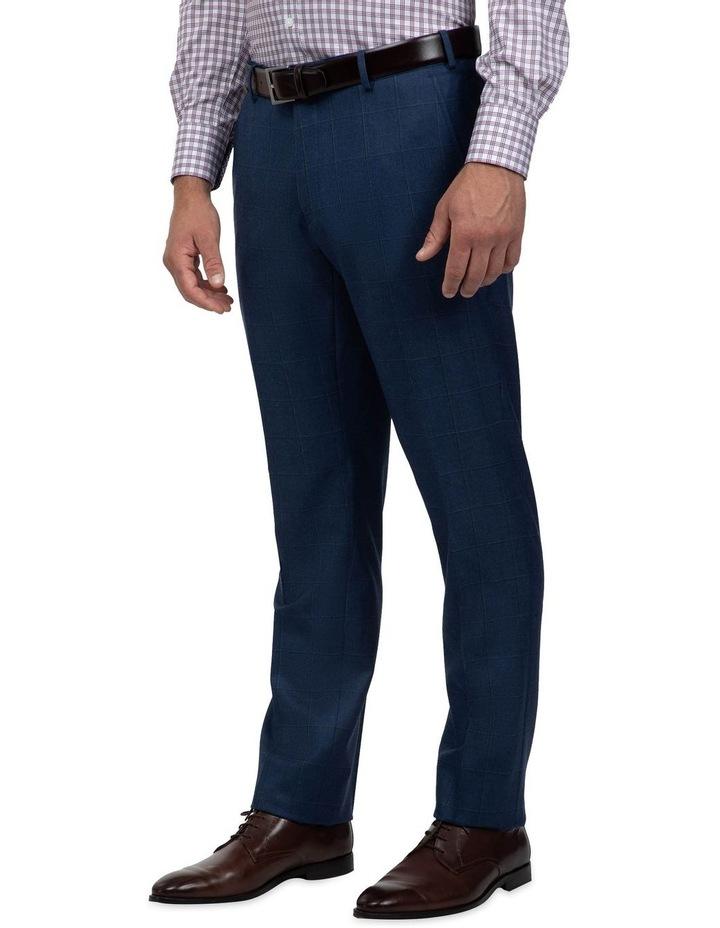 Tailored Fit Morgan Dexter Suit Blue FMH019 image 6