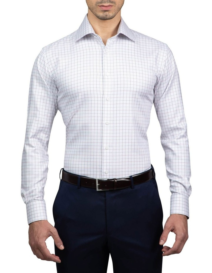 White Tailored Fit Giorgio Shirt image 1