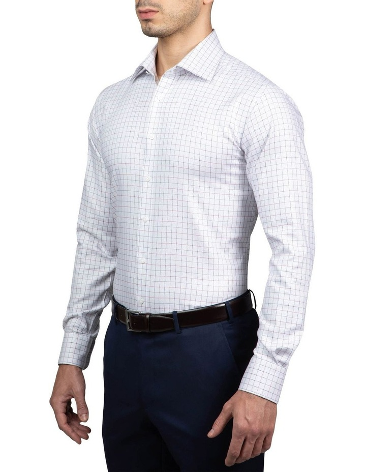 White Tailored Fit Giorgio Shirt image 2