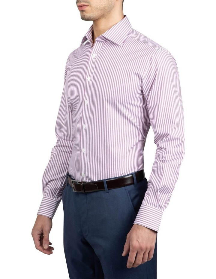 Red Tailored Fit Giorgio Shirt image 2