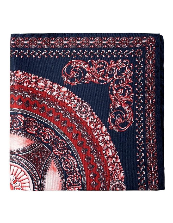 Soffitto Silk Pochette-Red image 1