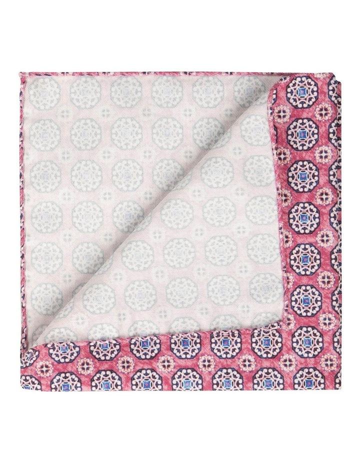 Acqua Fiori Silk Pochette-Pink image 2